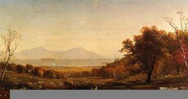 New big lake george from bolton 1867